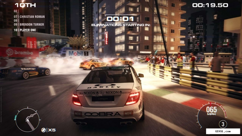 Grid 2 [v.1.0.82.5097 +4 dlc] (2013) pc | repack. Скриншот №5