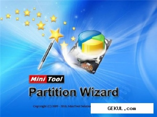 MiniTool Partition Wizard Professional Edition v6.0