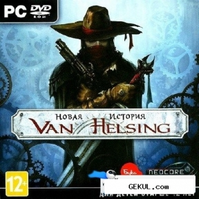 Van Helsing.Новая история  The Incredible Adventures Of Van Helsing.v 1.1.22 + 5 DLC (2013/Rus/Eng/Repack от Fenixx)
