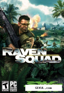 Raven Squad: Operation Hidden Dagger (2010/RUS/RePack by Ultra)