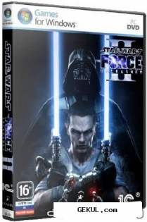 Star Wars: The Force Unleashed 2 (2010/RUS/RePack by R.G.Creative)