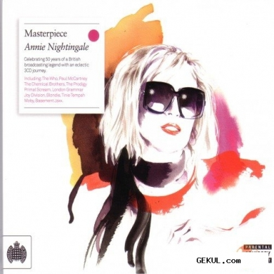 Masterpiece Annie Nightingale (2015)