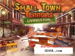 Small Town Terrors - Livingston (2011/Eng) Beta