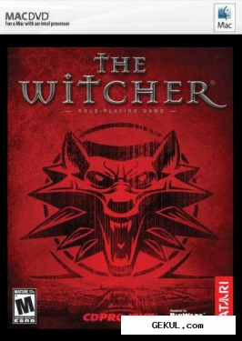The Witcher Gold Edition (2010/MacOS/RUS)