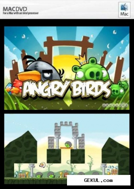 Angry Birds 1.0.2 (2011/MacOS/ENG)