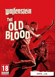 Wolfenstein: The Old Blood (2015/RUS/ENG/MULTi4/RePack)