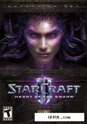 StarCraft II: Heart of the Swarm (2013/Rus/Eng/Repack by Dumu4)