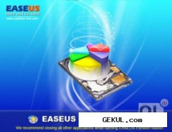 EASEUS Partition Master v8.0.1 Professional Edition