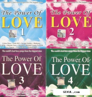 The Power Of Love (2008) 4CD