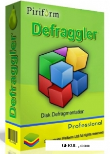 Defraggler 2.21.993 professional edition