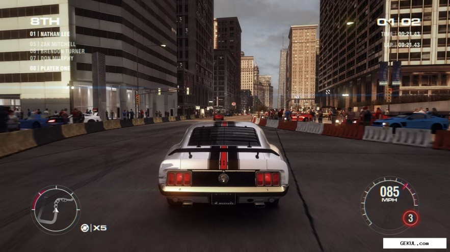 Grid 2 [v.1.0.82.5097 +4 dlc] (2013) pc | repack. Скриншот №6