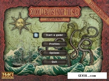 20000 leagues under the sea: captain nemo extended edition (2011/Final/Eng)