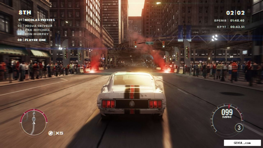 Grid 2 [v.1.0.82.5097 +4 dlc] (2013) pc | repack. Скриншот №3